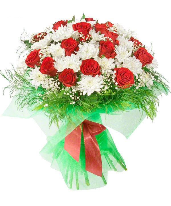 Букет с розами своими руками 88